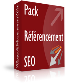 Pack referencement SEO